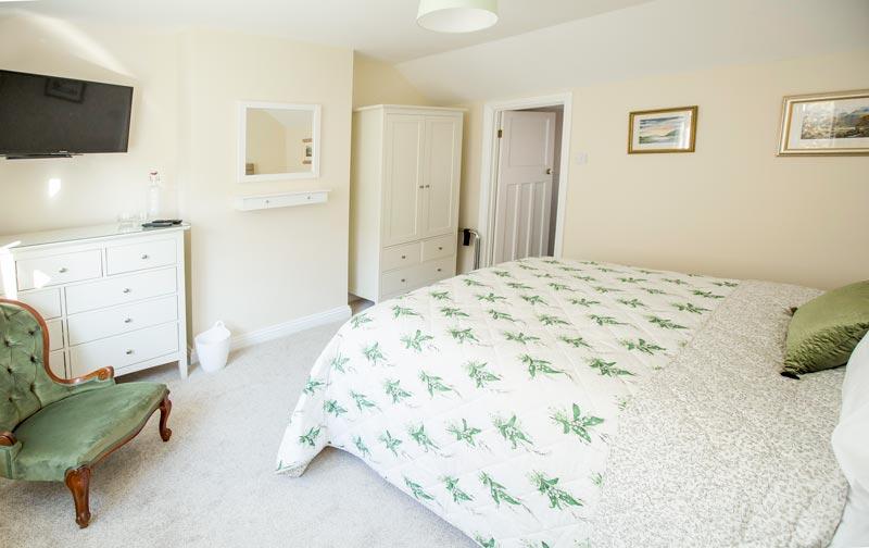 Double Bed Keswick Bed & Breakfast